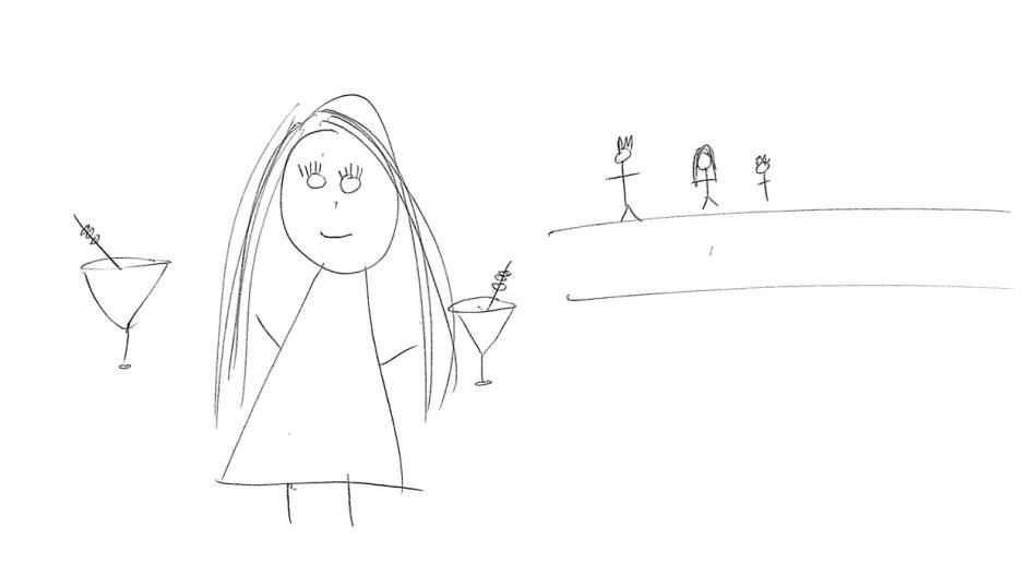 brooke drawing